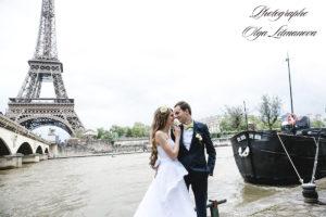 Изысканная свадьба в Париже (36)