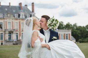 Королевская свадьба в замке недалеко от Парижа (5)