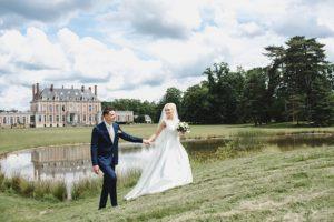 Королевская свадьба в замке недалеко от Парижа (6)