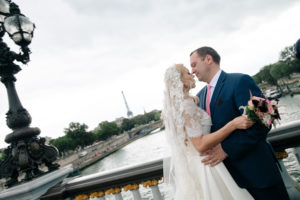 Elena and Vladislav, wedding , France
