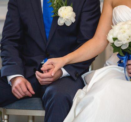 Свадьба с панорамой на эйфелеву башню