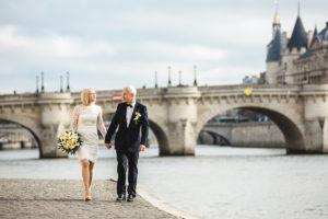 30 лет свадьбы - Жемчужная Свадьба в париже (1)