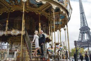 30 лет свадьбы - Жемчужная Свадьба в париже (10)
