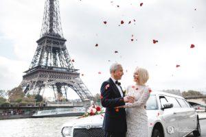 30 лет свадьбы - Жемчужная Свадьба в париже (18)