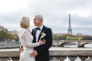 30 лет свадьбы - Жемчужная Свадьба в париже (24)