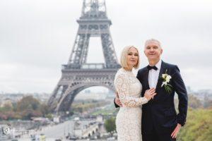 30 лет свадьбы - Жемчужная Свадьба в париже (8)