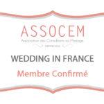 luxury wedding planner in france