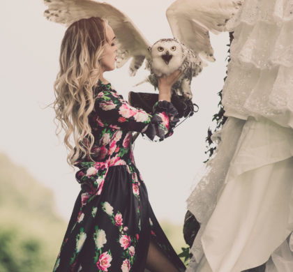 Destination wedding en France et le mariage au château