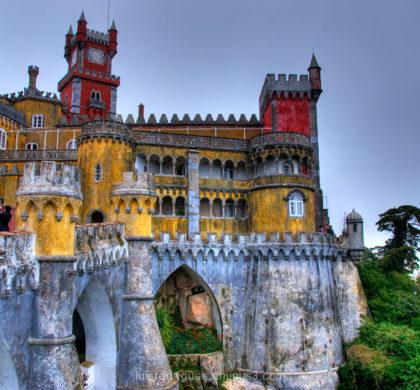 Les plus beaux châteaux au Portugal pour votre mariage
