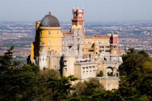 Château pour mariage au Portugal