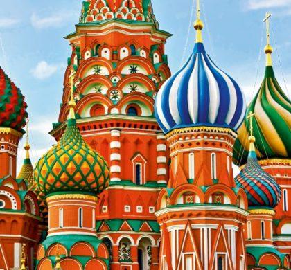 Mariage et voyage de noces en Russie