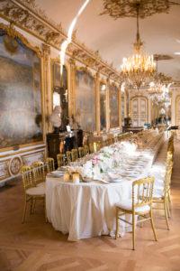 Свадебный ужин во Франции (2)