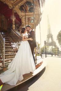 Свадьба в Париже Свадьба во Франции (1)