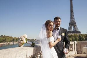 Свадьба в Париже Свадьба во Франции (3)
