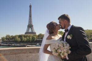 Свадьба в Париже Свадьба во Франции (5)