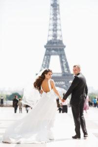 Свадьба в Париже (32)