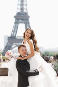 Свадьба в Париже (33)