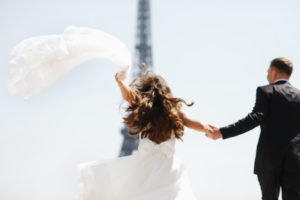 Свадьба в Париже (36)