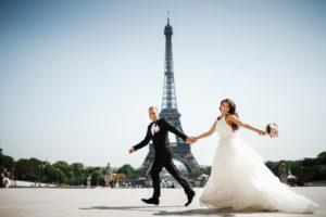 Свадьба в Париже (40)