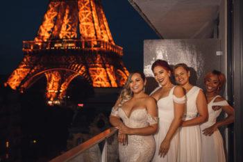 Eiffel tower view parisian hotels (1)
